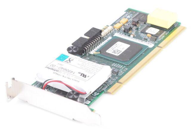 IBM serveraid-6i zcr 128MB U320 PCI-X 71p8627 Low PROOF