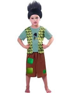 Caricamento dell immagine in corso  Child-TROLLS-succursale-TROLL-BAMBOLA-Nuovo-Costume-E- 6d913e7b0e81