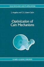 Optimization of Cam Mechanisms 9 by C. S. L�pez-Caj�n and J. Angeles (2012,...