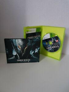 Dark souls Xbox 360 Édition Limitée Jeu Livre d'Art Derrière les Scènes soundtrack