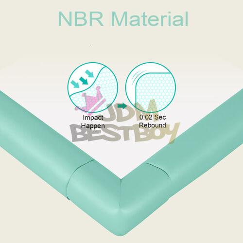 Baby Safety Table desk Cushion Edge Corner Guard Strip Softener Bumper Protector