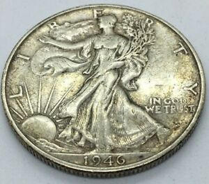 XF-Walking-Liberty-Half-Dollars-1916-1947-90-Silver-Choose-How-Many
