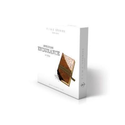 Rispettoso T.i.m.e Stories: Spedizione Endurance - Gioco Da Tavolo Time Esp. Italia Asmodee