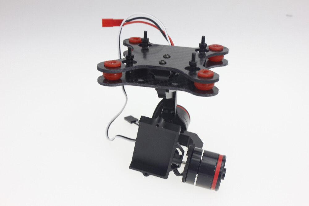 Camera Mount Gimbal + Gopro3 USB TO AV cable+5.8G Real Time FPV AV Transmitter