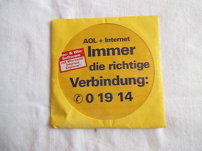 Geschickt Cd-rom: Aol + Internet. Immer Die Richtige Verbindung