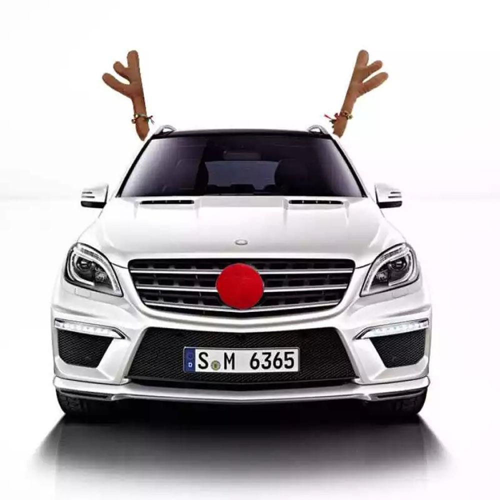 Reindeer Antlers For Car Autotruck Suv