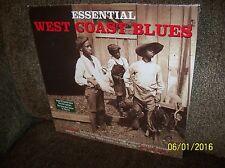 COMPILATION:Essential West Coast Blues 2013 Not Now DBL LP NOT2LP158 MINT/SEALED
