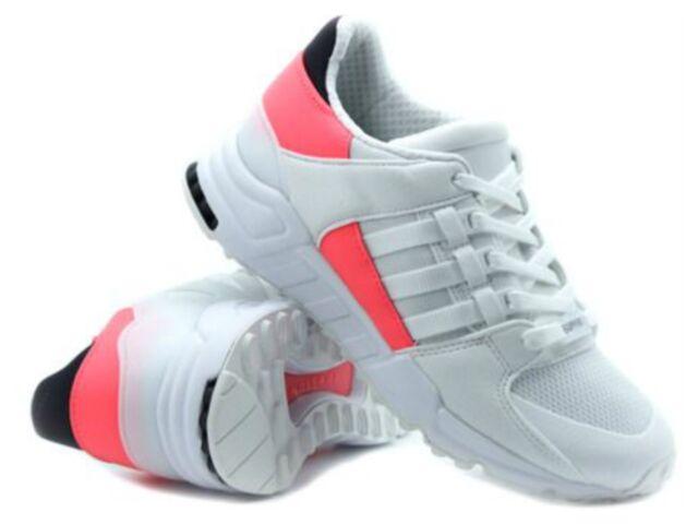 276d71f90d NWOB adidas Originals Big Kids EQT Support ADV Sneaker BB0550 White ...