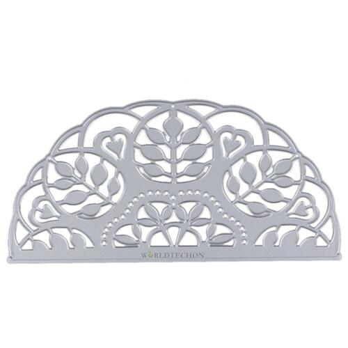 Metal Cutting Dies Stencil Embossing Scrapbooking Christmas Gift Card Series New