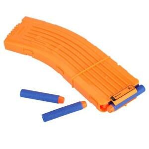 15-Replacement-Soft-Bullet-Darts-Clip-Magazine-Compatible-for-NERF-Kids-Toy-Gun