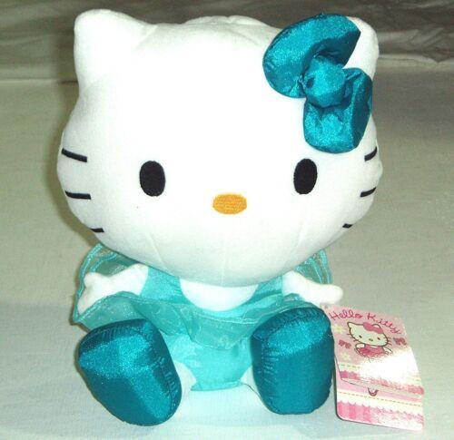 Hello Kitty Aquamarin Ballerina 25cm begrenzte Stückzahl