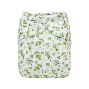ALVABABY-Cloth-Diaper-One-Size-Reusable-Washable-Pocket-Nappy-1-Insert