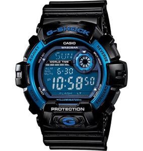 Casio-G-Shock-Digital-Mens-Black-Watch-G-8900A-1DR