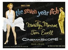 16x20 Poster Marilyn Monroe Tom Ewell The Seven Year Itch 1955 #MMA7