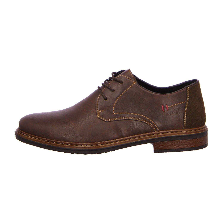 Rieker zapatos schnürschuh 17610-26 marrón (marrón) nuevo nuevo nuevo 6a27b7