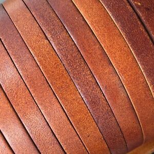 5M-Plat-En-Cuir-Veritable-Cordon-Corde-Collier-Bracelet-Sangle-DIY-Vintage-3-4-5