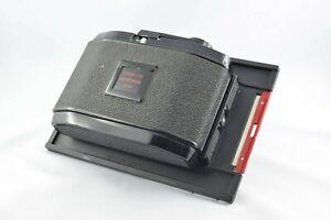 Horseman 120 Rollfilm Holder, Magazin, Kassette, 6x7 für 4x5 Großformatkamera