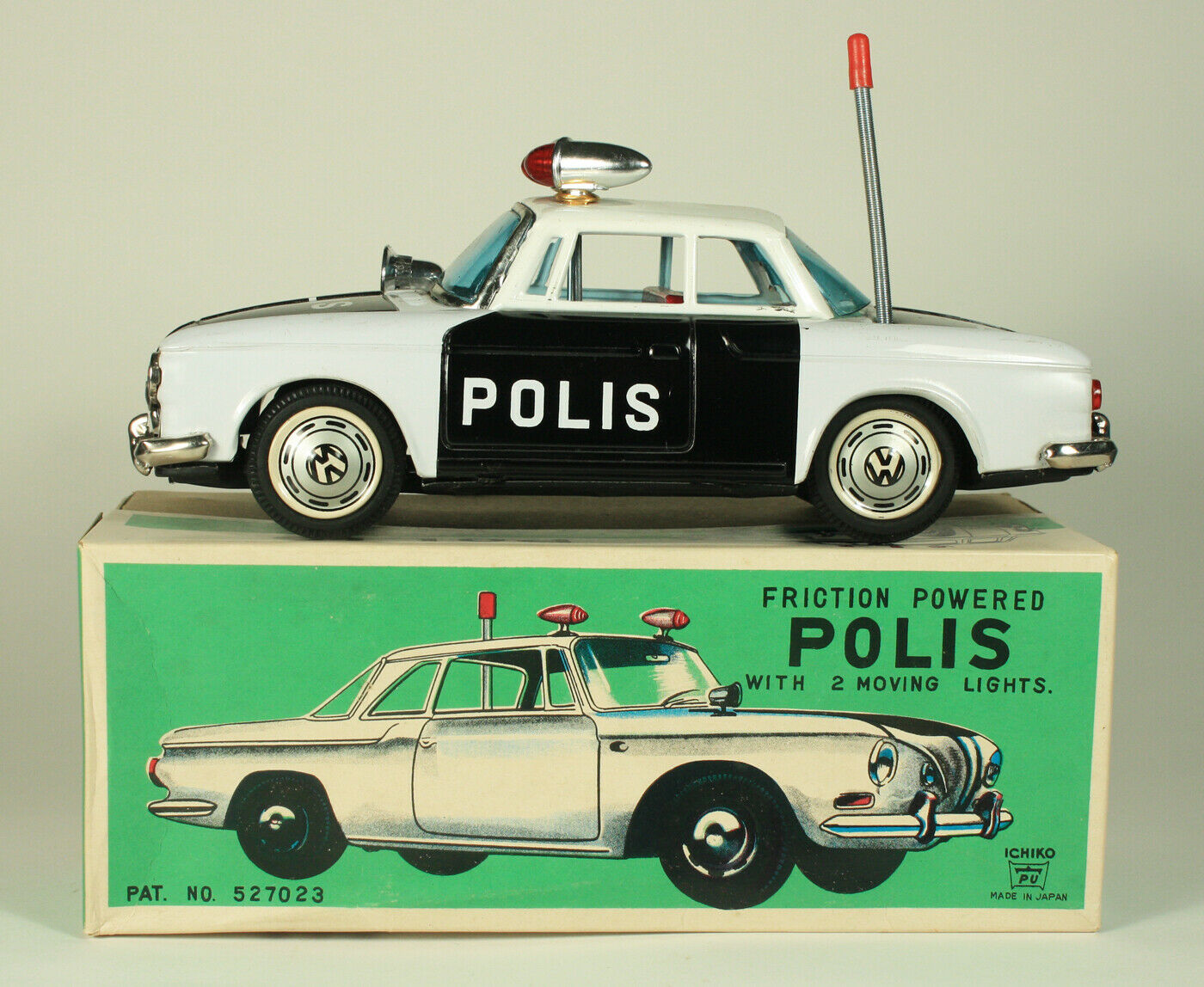Una patrulla popular. Nmib, Nmib, Nmib, Japón. 4bf