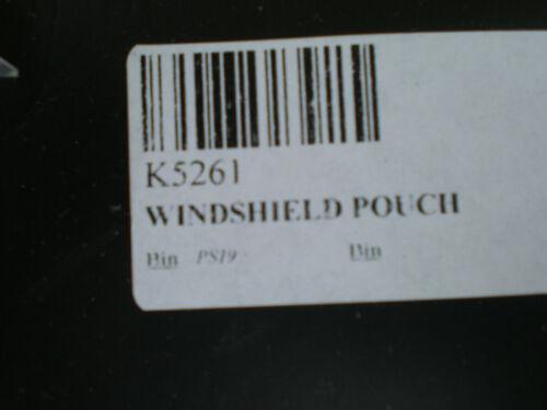 5261 Kuryakyn Fairing Windshield Bag