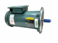 Baldor Vuhm3611t 3hp 1750rpm 208 230460v 3ph 60hz 182tc Electric Ac Motor