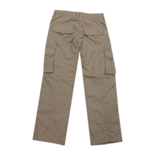 92,98,104,110,128 Kanz Pantaloni Termici Inverno Pantaloni Verde Beige RAGAZZO TG