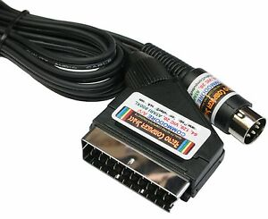 Commodore-VIC-20-High-Quality-Scart-Lead-Cable