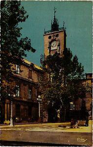 Cpa Aix En Provence Le Beffroi De La Mairie (410227) Koyaumj2-07225929-908148641