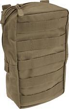 5.11 Tactical 6.10 Pouch Vertical, Sandstone, Molle, Slickstick 6 X 10