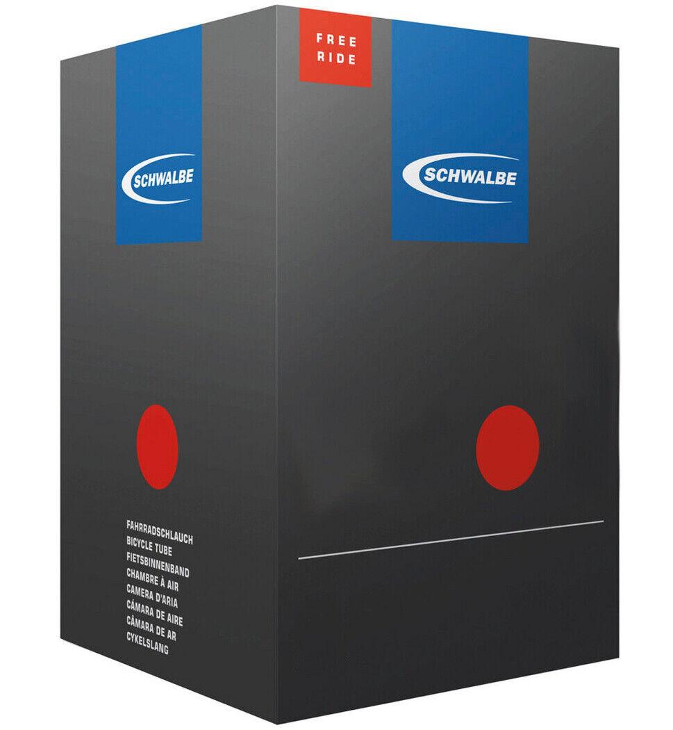 SCHWALBE 29X1.5-2.3 AV19 TUBE 40MM SCHRADER VALVE 10430340