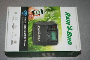 Rain Bird ST8I-Smart Irrigation Indoor WiFi Sprinkler System Timer/Controller