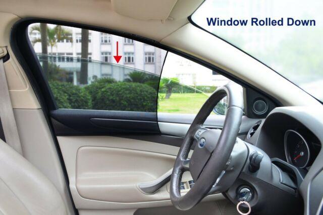 2 Car Front Side Window Sunshades Sun