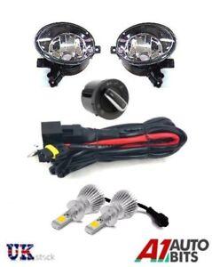 VW Golf MK6 Touran Jetta Tiguan Caddy LED Nebelscheinwerfer ...