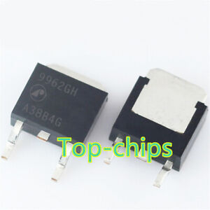 5PCS MOSFET Transistor APEC TO-252 AP9962GH AP9962H 9962GH 9962H