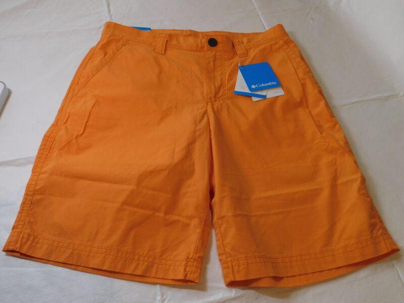 Columbia Abbigliamento Sportivo Company Uomo Shorts 30w Effetto Slavato Corto