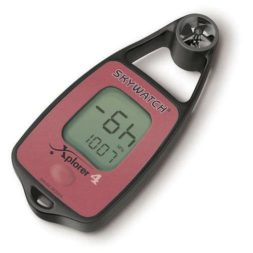 Xplorer Skywatch 4 Anemometer Wind Meter Temperature Compass
