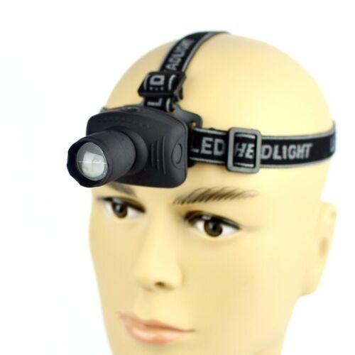 20000 Lumens LED Headlight Headlamp Flashlight Lantern Zoomable Head Torch Light