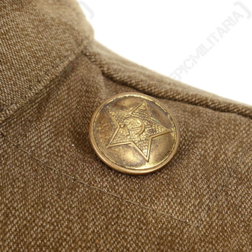 WW2 Russian M43 Gimnasterka Tunic Soviet Red Army Shirt Military Repro New