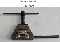 Motorcycle Roller Chain Breaker 415 420 430 3/8-3/4 Pitch(10-19mm) Ru