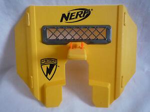 NERF-N-STRIKE-TACTICAL-BLAST-SHEILD-ATTACHMENT-STAMPEDE-RECON