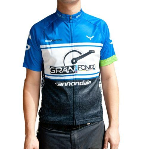Taymory Gran Fondo USA Cycling Jersey M Vail Bike Bicycle