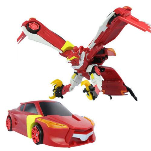 Turning Mecard HG PHOENIX Transforming Car Robot Original TV Animation Toy