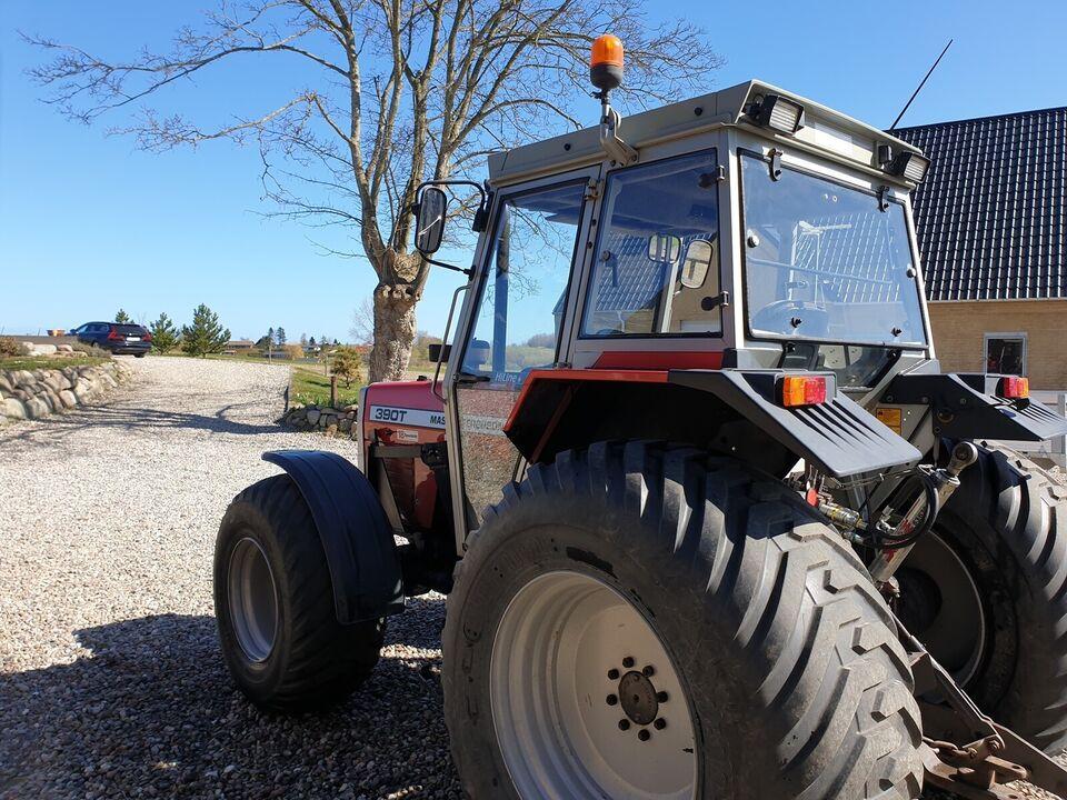 Græs/ parkdæk til traktor, Trelleborg