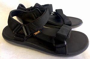 9993c49da29f Teva Terra-Float Univ 2.0 Black Mens Sport Sandals Size 9 M Men s ...