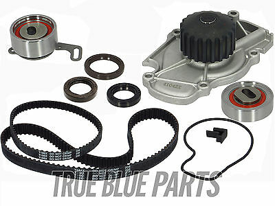 Super Auto TWPHD04 Engine Timing Belt Kit With Water Pump And Seals Set