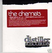 (830I) The Chemists, Radio Booth - DJ CD