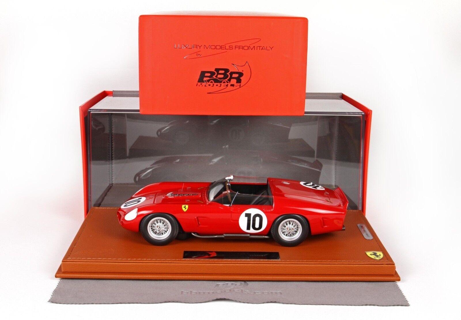 Ferrari 250 TR61 Winner le mans 1961 lim.ed. 99 1 18  pcs BBRC1804V  BBR