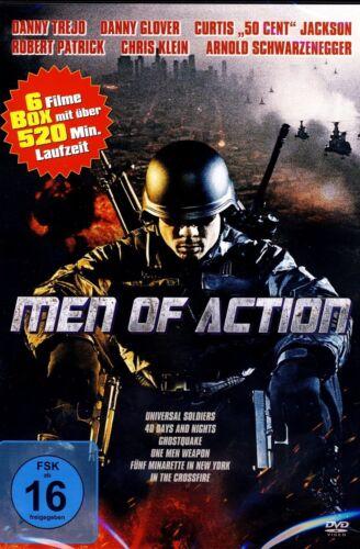 1 von 1 - DVD/ Men of Action -  Einer gegen den Rest der Welt (6 Filme-Box) !! NEU&OVP !!