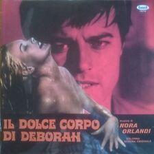 Nora Orlandi Il Dolce Corpo Di Deborah Sweet Body of Debora LP Cinedelic Vinyl