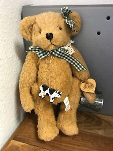 Sunkid-Stuffed-Toy-Teddy-Bear-30-Cm-Unbespielt-Top-Condition