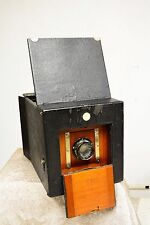1910 * Reflex Camera Co. 5x7 Ser# 581 Yonker NY